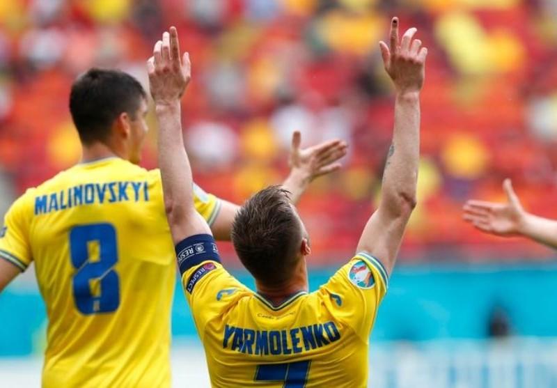 Україна виборола свою першу перемогу на Євро-2020
