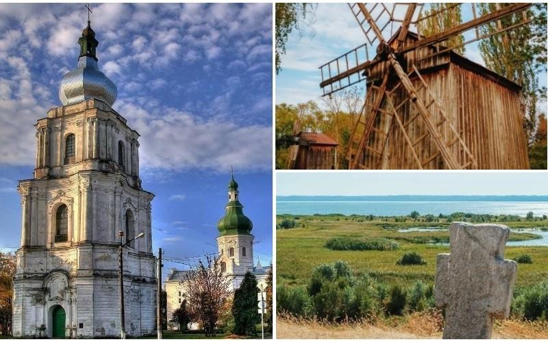 Заповідник, парк та руїни ротонди – тур Бориспільщиною на вихідні