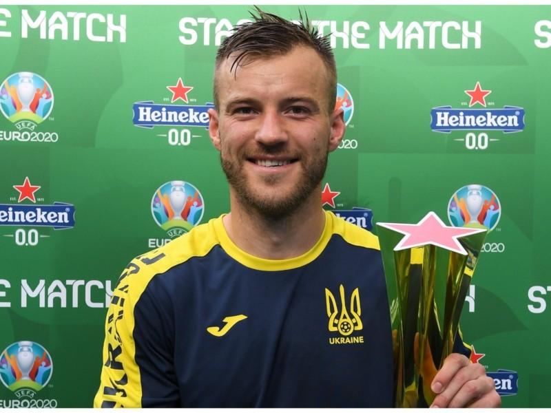 Vivat, Україно! УЄФА сказав, хто був найкращим у матчі Україна – Північна Македонія