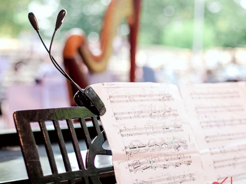 """Арії з опер, романси та пісні – в парку Шевченка відбудеться концерт """"Опера в місті"""""""