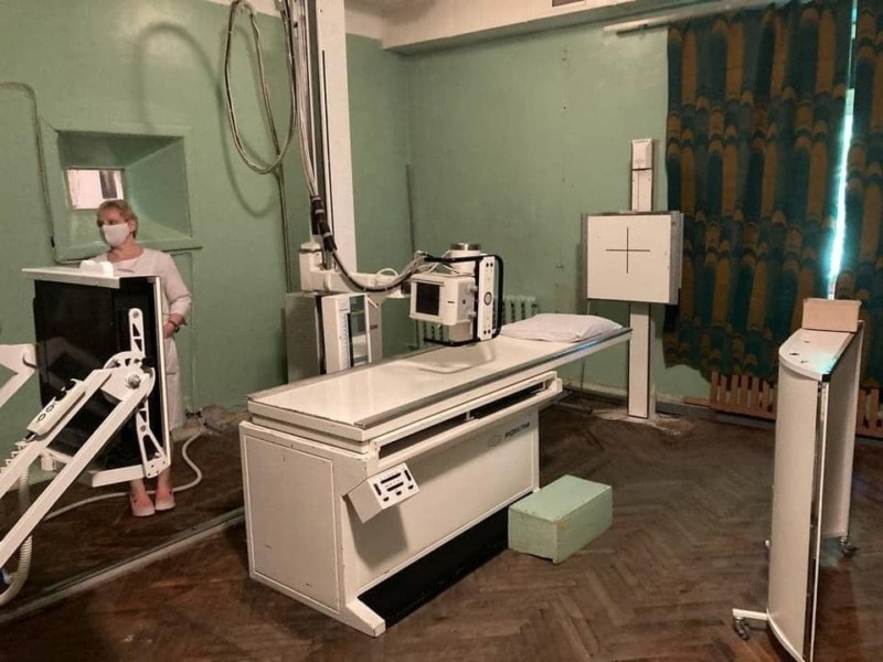 Обладнання є, а лікаря – катма. Мешканці Українки змушені їздити на обстеження у сусіднє місто