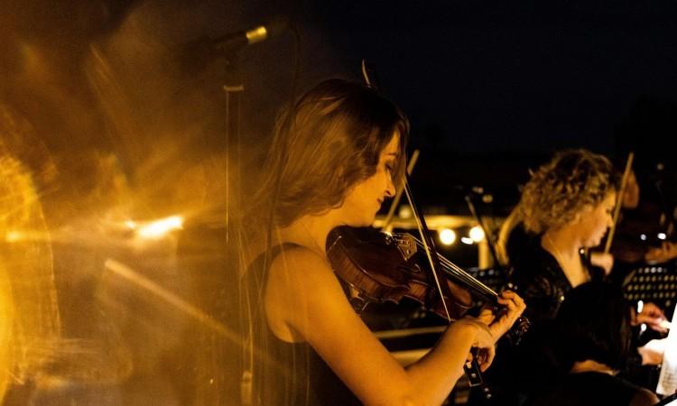 Відпочинок у Маріїнському парку доповнить жива музика від Kyiv Symphony Orchestra
