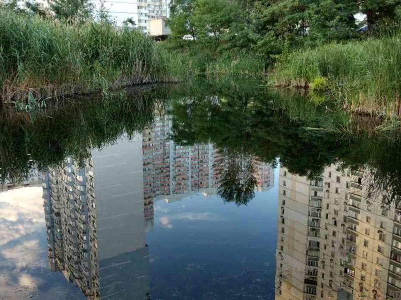 +1 зелена зона на Дарниці. Довкола озера Вулик створять сквер