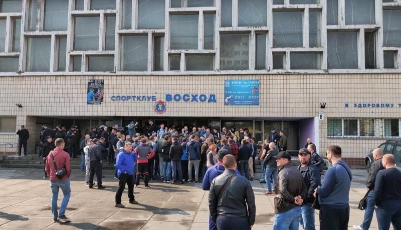 """Споркомплекс """"Схід"""", будинок культури """"Дніпро"""" та ще 11 об'єктів """"Київського радіозаводу"""" повернули державі"""