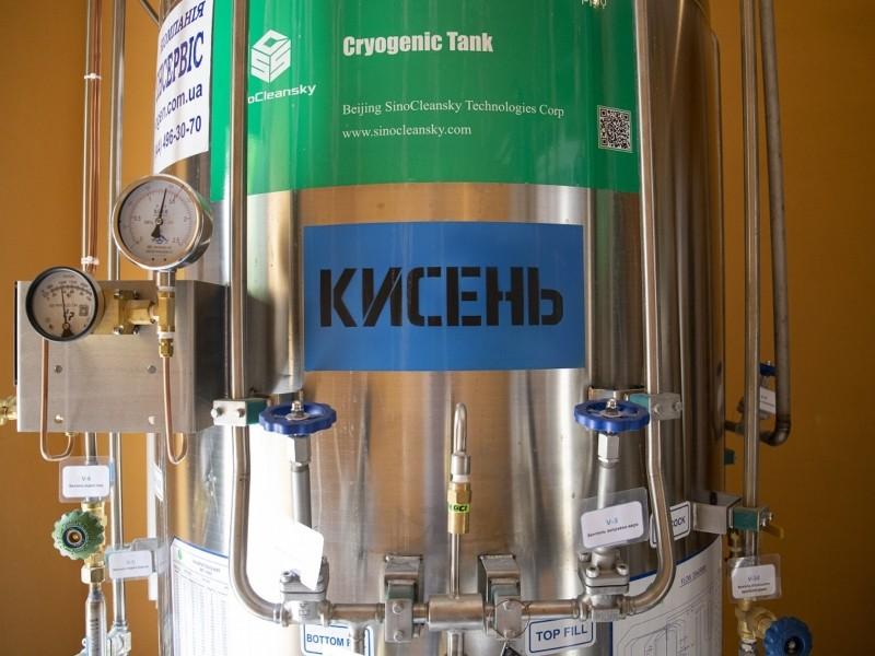 Всьому голова. Скільки ліжок для COVID-хворих у Києві забезпечені киснем