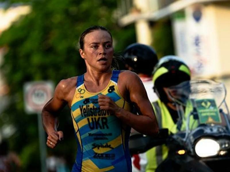 День незадався. Українська триатлоністка Єлістратова вибула з Олімпіади через допінг