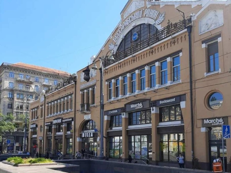 На Бессарабському ринку облаштують фуд-корт (ФОТО)