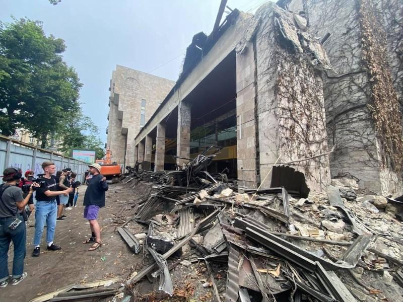Ні будувати, ні перебудовувати. Для центру Києва готують мораторій