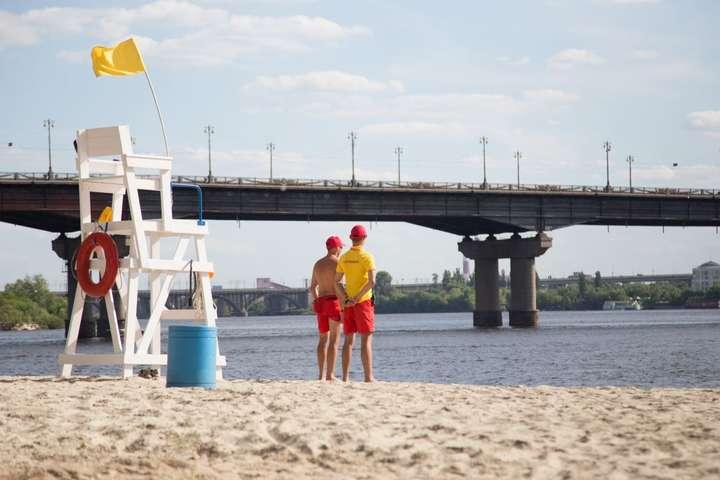 Можна піймати кишкову інфекцію. На всіх столичних пляжах заборонили купатися