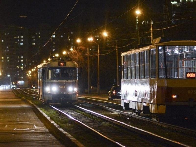 На лівому березі столиці трамваї змінять маршрути