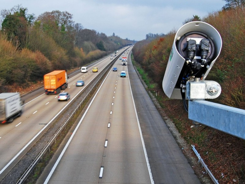 Всевидяче око. Системи відеофіксації порушень ПДР запрацюють на дорогах до Києва