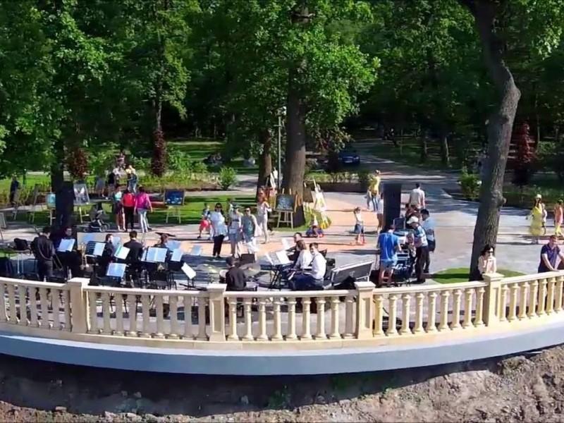 Концерт під відкритим небом в Бучанському парку – афіша