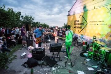 День Вуличної Музики в Києві вже завтра – програма та локації