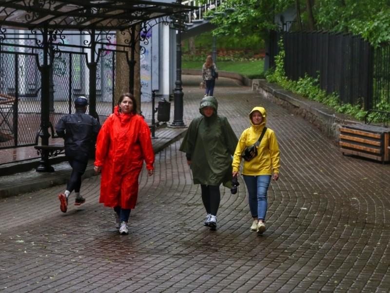 Не забудьте парасольку! Середа буде дощовою – прогноз