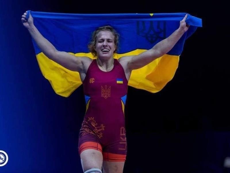 Борчиня Алла Черкасова завоювала для України сьому медаль Олімпіади в Токіо
