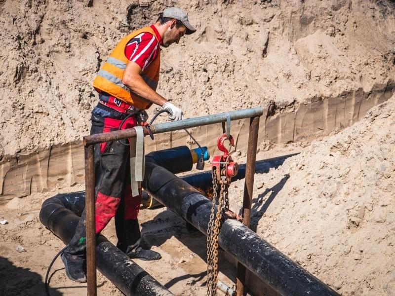 + 4 км нових труб. Мешканці Віфлеємської забудуть про відключення гарячої води і тепла через аварії
