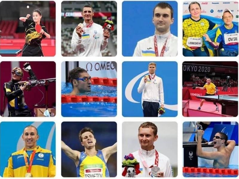 Українці вибороли понад 50 медалей Паралімпіади в Токіо. Які результати сьогодні