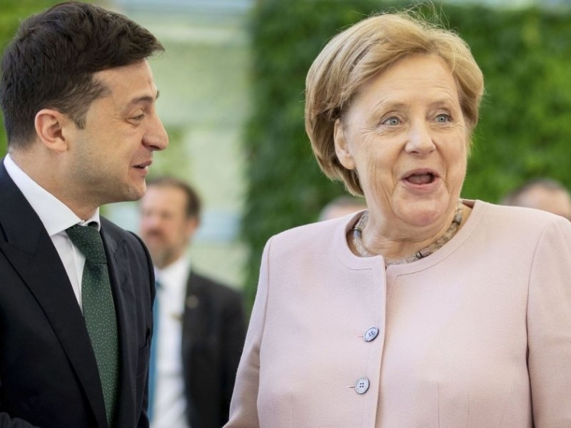 Офіційно! Меркель відвідає Київ 22 серпня