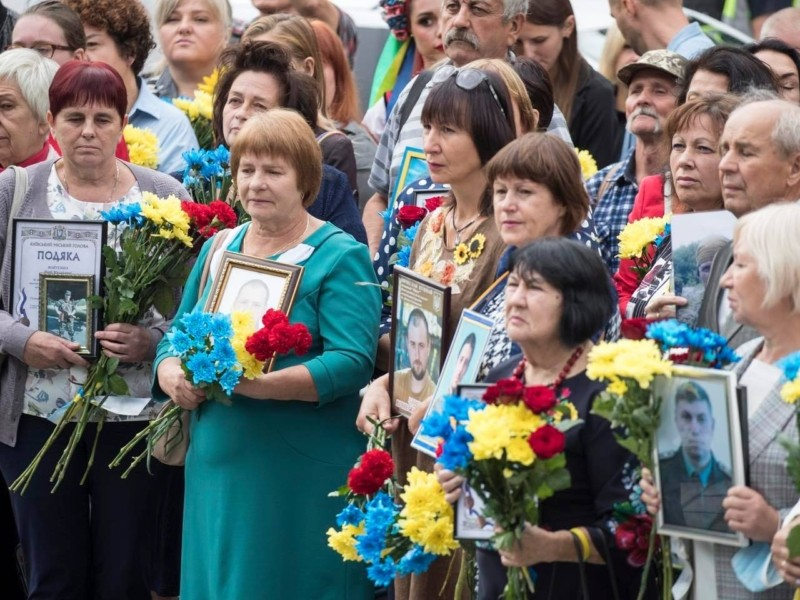 До Дня загиблих захисників в Києві відкрили меморіал – ФОТО