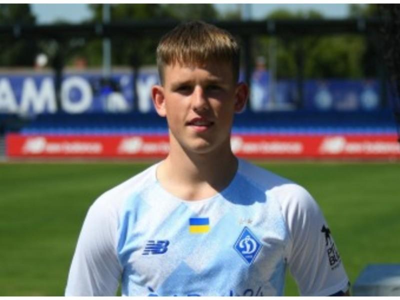 Столичне «Динамо» поповнилося юним півзахисником з-за кордону