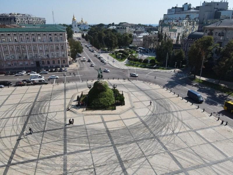 Форсаж, київський дрифт. У КМДА офіційно відмовили, а до Софії навіть не зверталися