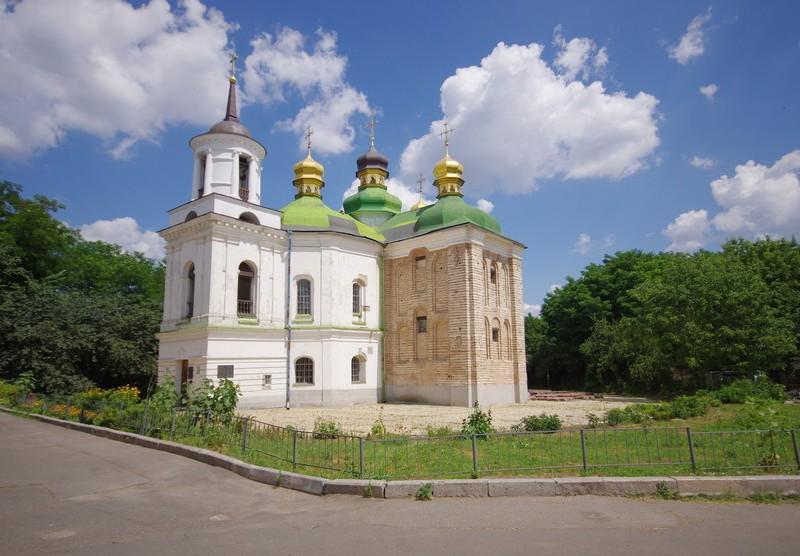 Церкву Спаса на Берестові незабаром відкриють для відвідувачів?