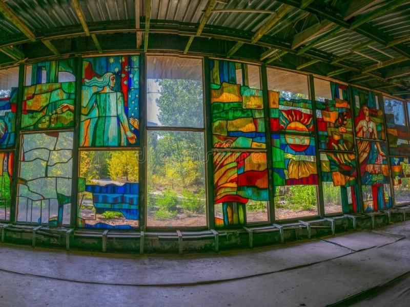 Чорнобильська зона відновлюватиметься: у Прип'яті почнуть реновацію туристичних об'єктів