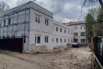 """На добудову приймального відділення лікарні у Фастові виділили 11 млн грн – """"ЄС"""""""