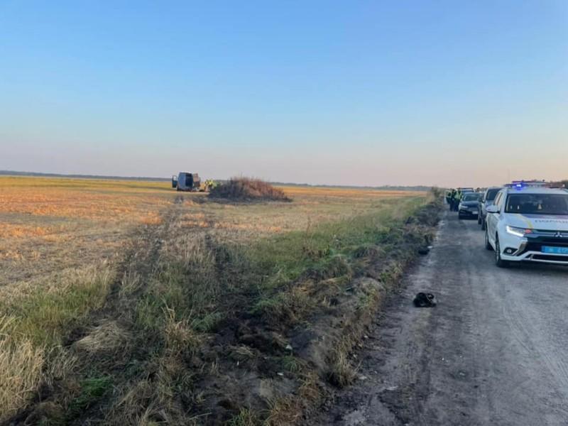 На Одеській трасі розбився мікроавтобус з хасидами, загинув батько 12 дітей