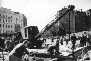 Коли з'явився перший газопровід у Києві