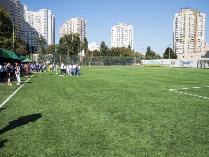 """Футбол для тих, хто не може платити. У Києві з'явилась соціально-спортивна школа від фонду """"Реал Мадрид"""""""
