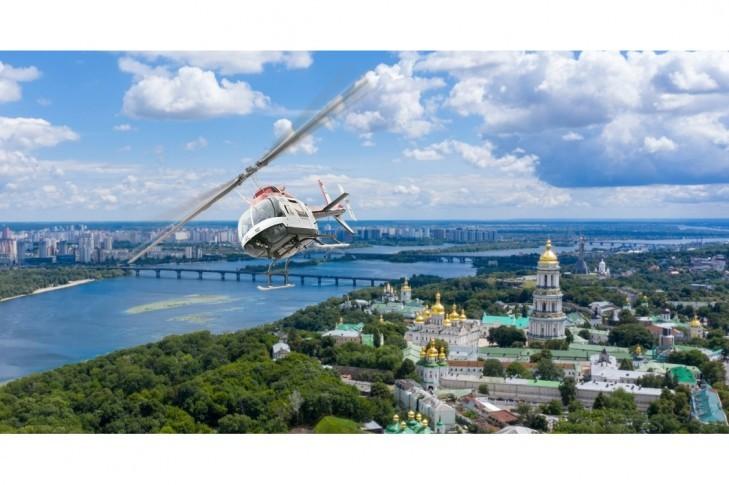 """""""Джмілем"""" в небо без заторів: Кличку пропонують створити вертолітне аеротаксі"""