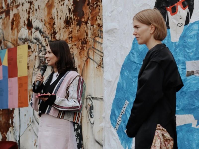 """В """"Лаврі"""" представили найкращі роботи молодих українських дизайнерів"""