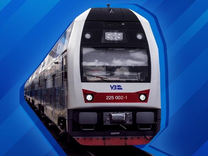 """Як виглядатиме новий електропоїзд Skoda – """"Укрзалізниця"""" показала фото"""