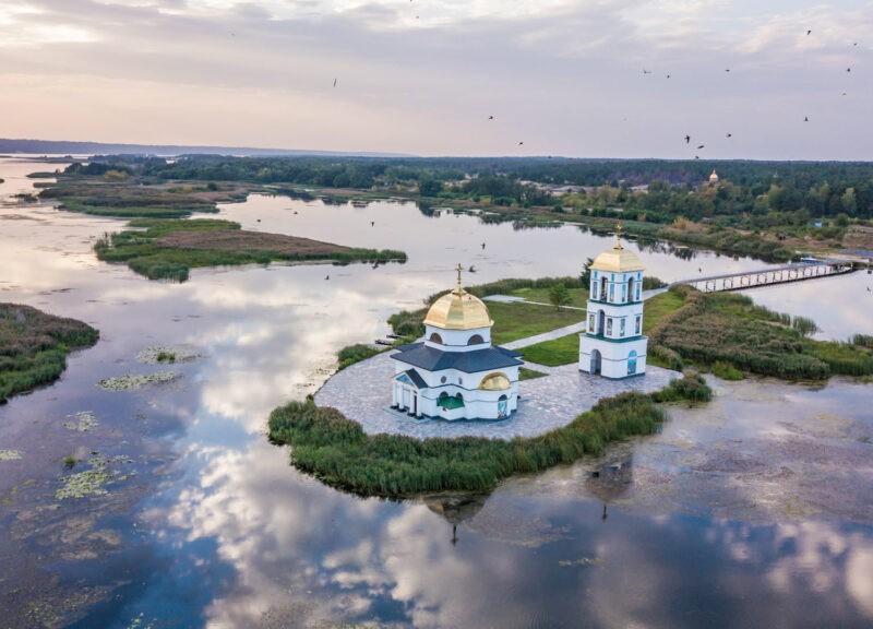 Маршрут Київщиною Сім локацій для відпочинку тілом та душею