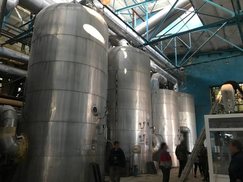 Під Києвом стався вибух на цукровому заводі: п'ятеро людей в лікарні (ФОТО)