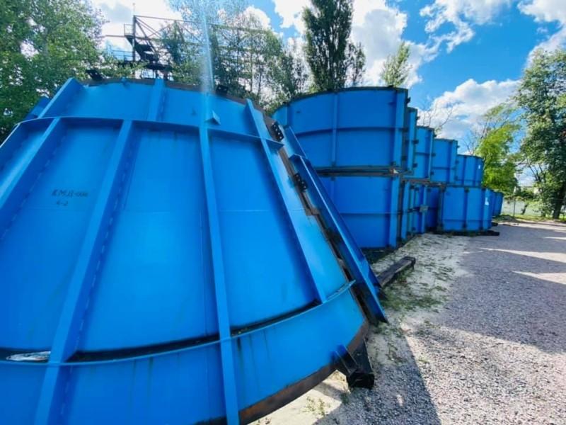 «Енергія» не смердітиме: на завод доставили обладнання для очищення димових газів