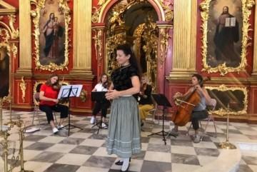 Оперна діва Вікторія Лук'янець два дні співатиме в унікальному місці