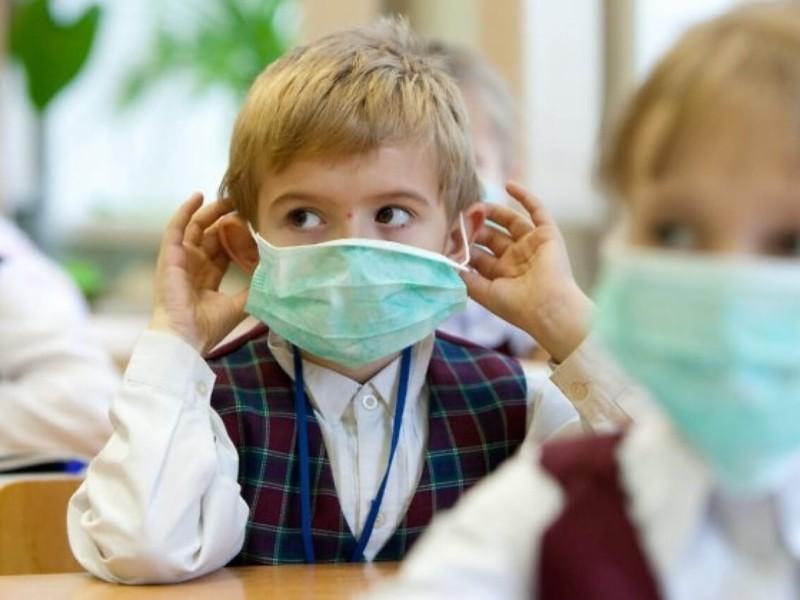 Київські школярі стали частіше хворіти на грип: статистика