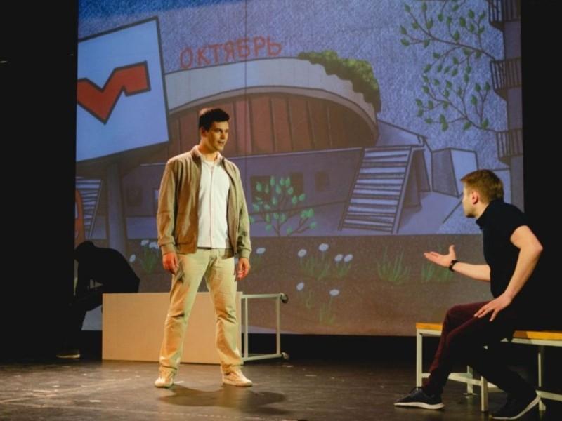 Білоруський театр виступить із забороненою виставою в Києві