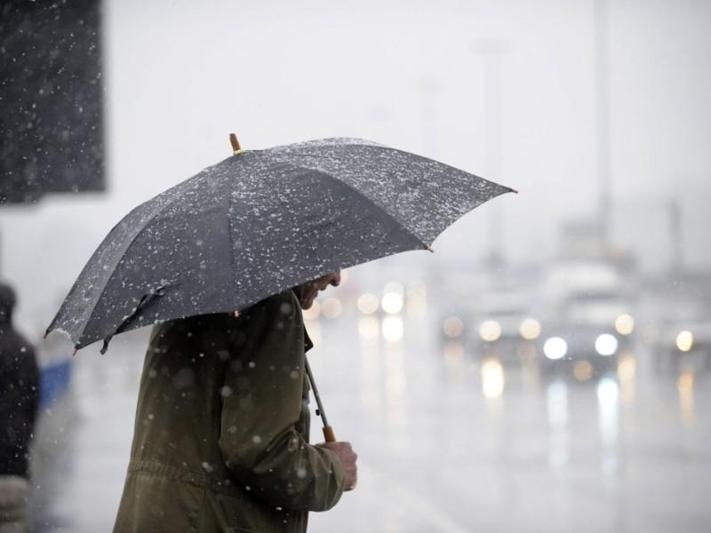 У Києві осінь. Сьогодні буде холодно, похмуро і з дощем