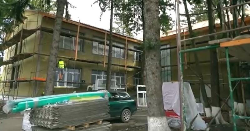 Вперше за 40 років на Київщині ремонтують один з дитсадків