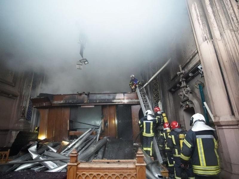 Що нового по ремонту Костелу – розповідає міністр Ткаченко