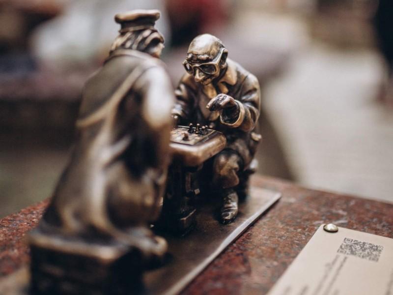 Мініатюрний Київ – колекція скульптурок. Частина ІІ