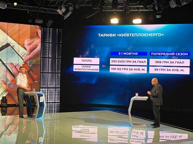 Кличко розповів, яким буде бюджет Києва-2022