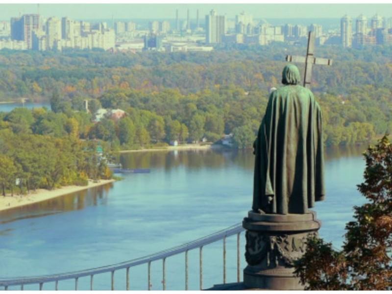 Пам'ятник князю Володимиру в Києві відреставрують за 26 млн грн