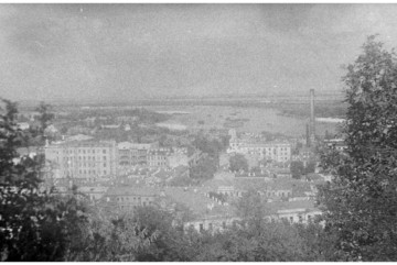 Унікальні кадри Києва 1950 року: звичні місця просто не пізнати (ФОТО)