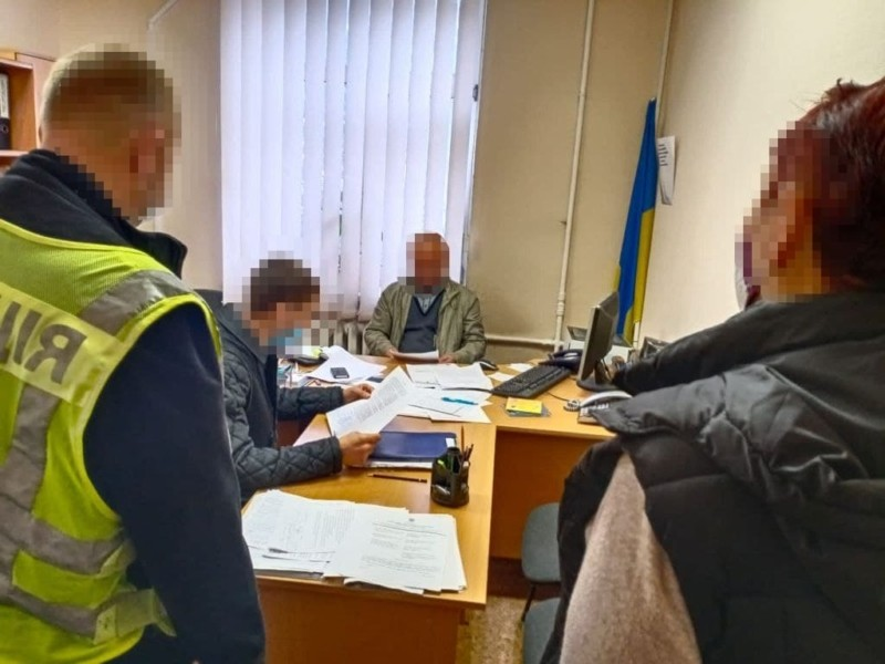 Через ремонт скверу в Шевченківській РГА проходять обшуки