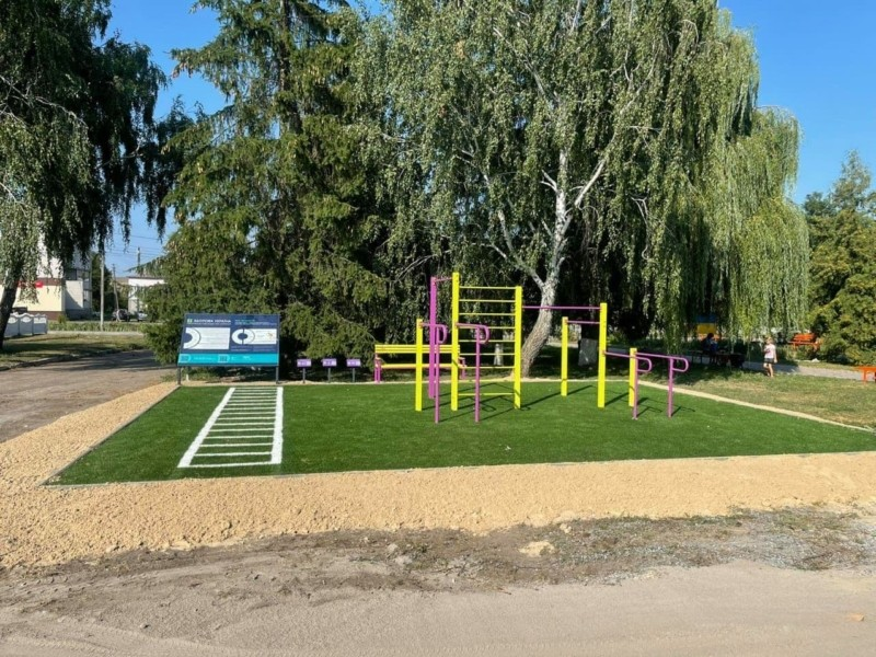 На Київщині скоро відкриють перші «активні» парки з віртуальним тренером