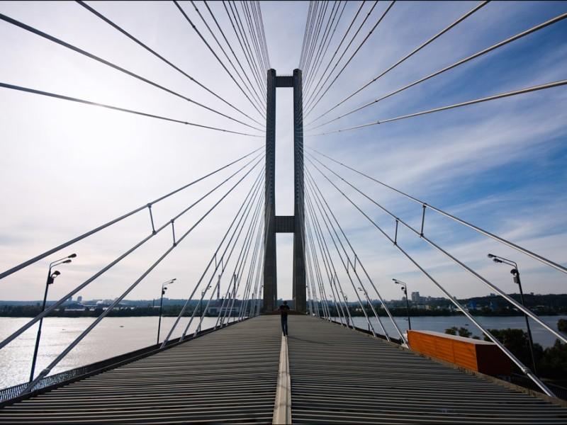 У Києві відкрили після ремонту Південний міст